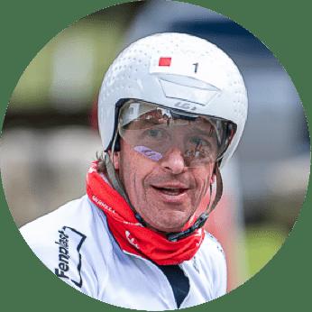 dany bonneville ambassadeur cycliste